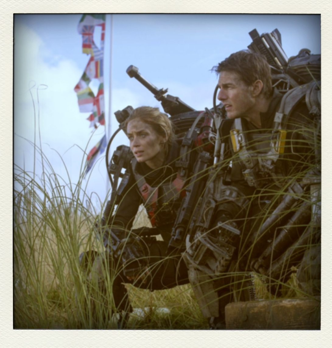 edge of tomorrow @ www.cinemascream.co.uk