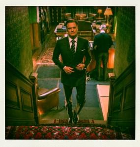 Kingsman The Secret Service @ www.cinemascream.co.uk