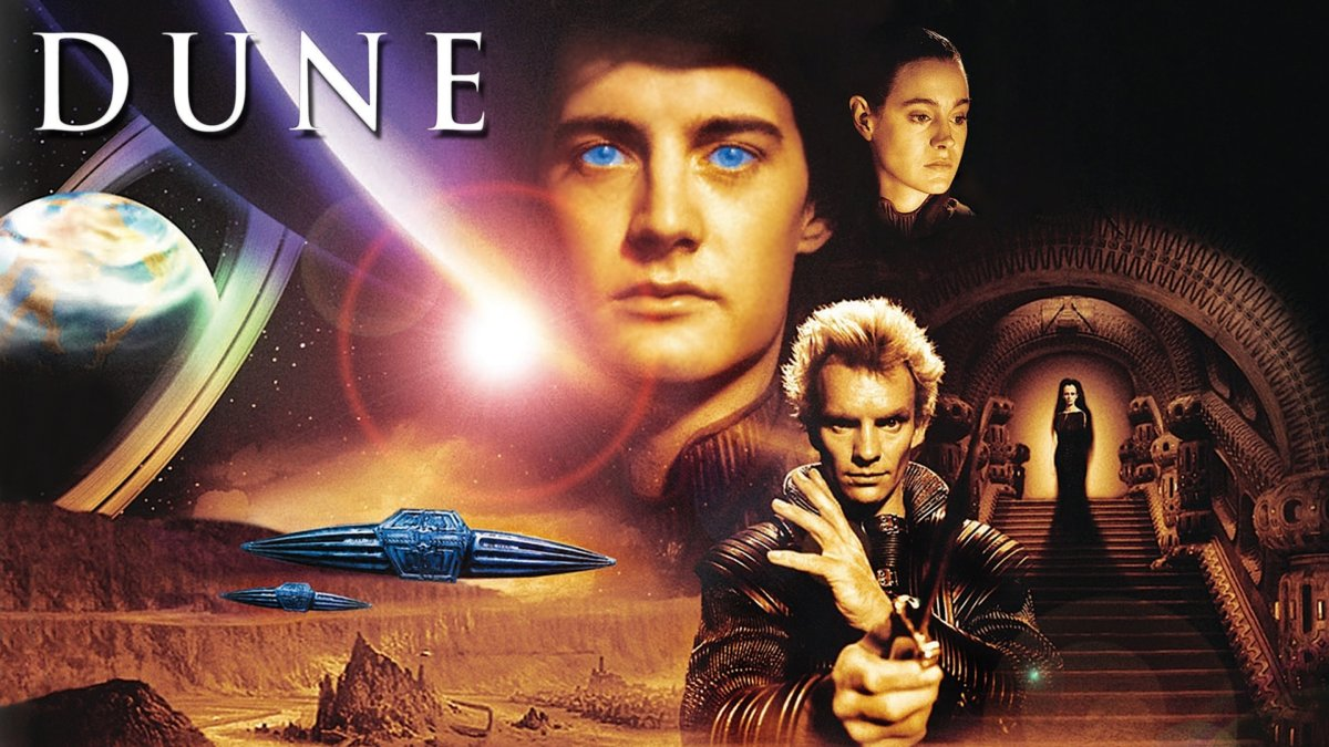 Desert Warriors and The Problem with Dune (1984).